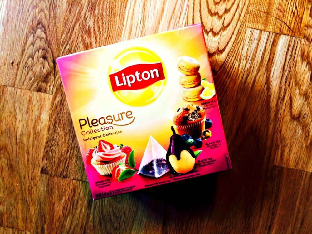 Credits  http://nouw.com/amandahcarlsson/lipton-pleasure-collection-15496990