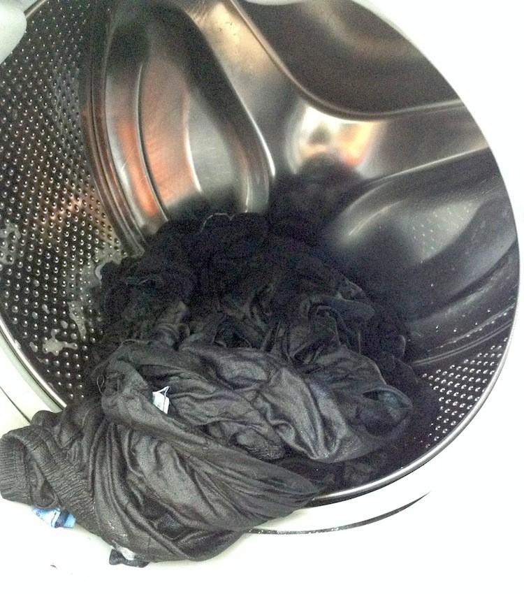 Fine lavaggio