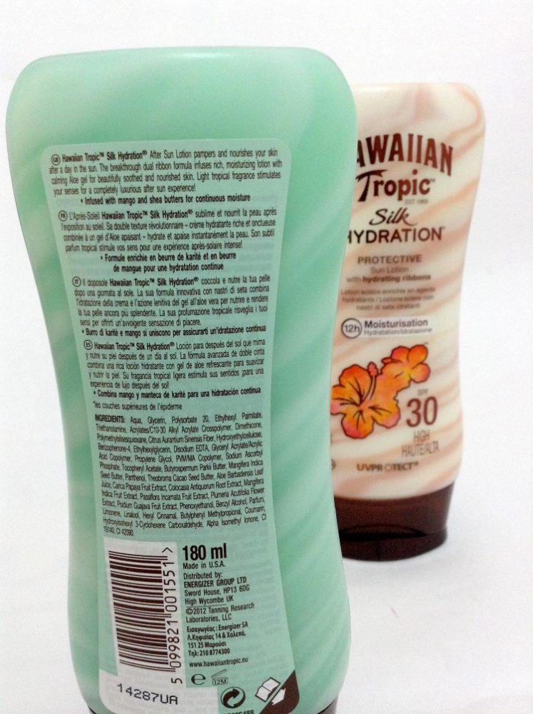 Hawaiian Tropic Doposole opinioni
